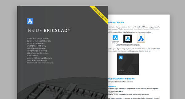 Inside BricsCAD Book