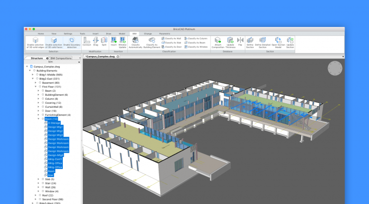 3d Metal Printing >> BricsCAD V17 for Mac is now available - Bricsys CAD Blog