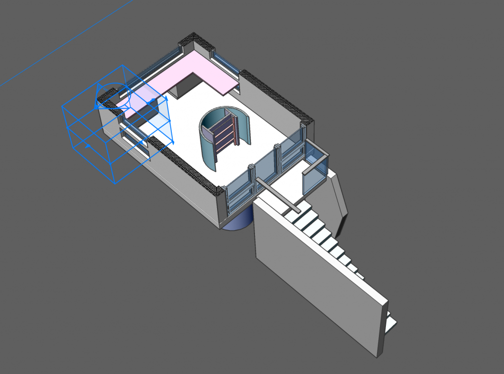 details sections in BricsCAD BIM