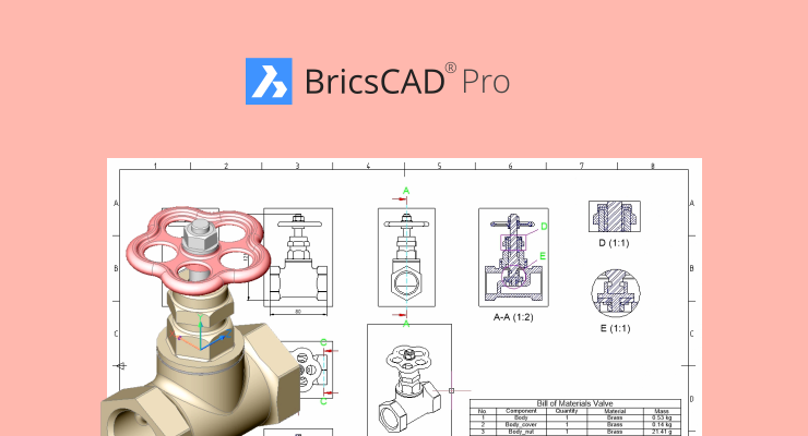 Cad Applications And Bricscad Pro Bricsys Cad Blog