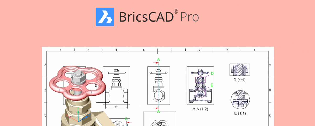 CAD Applications and BricsCAD Pro