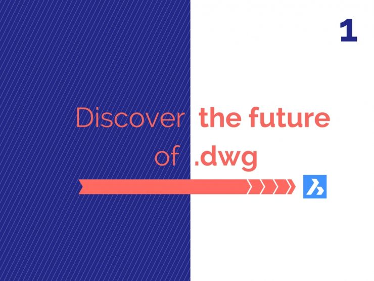 text future of dwg