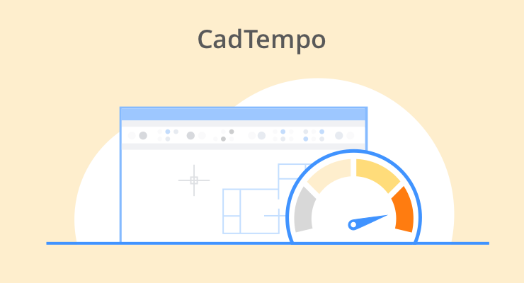 BricsCAD Performance measured by CadTempo