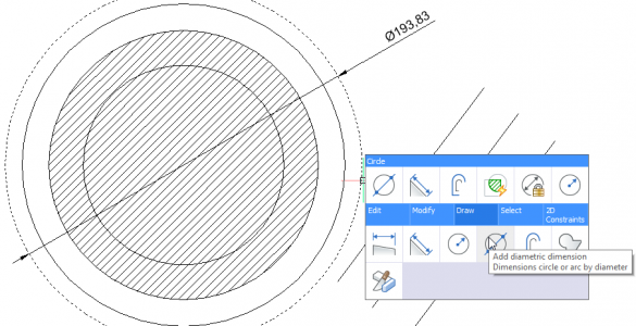 BricsCAD Quad cursor video