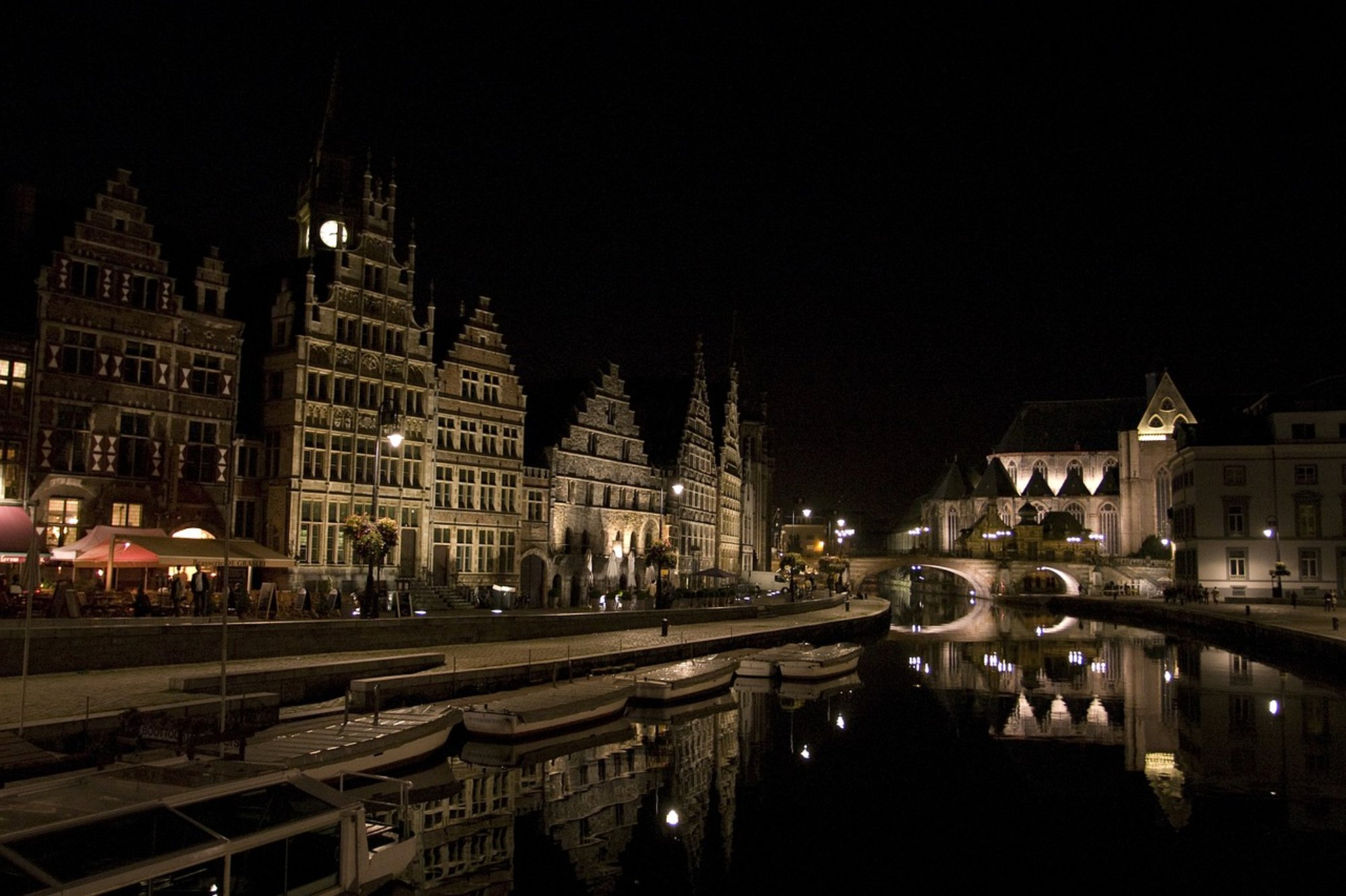 Why every Architect should Visit Gent