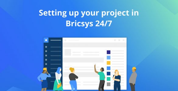 Project Setup Bricsys 24/7