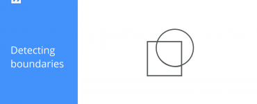 Detect boundaries icon in BricsCAD Shape