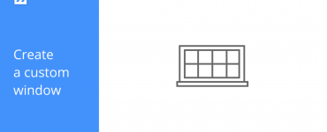Window icon in BricsCAD Shape