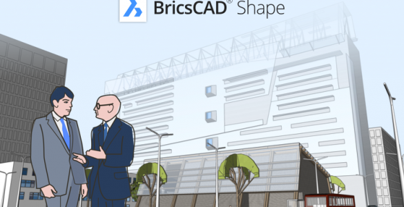 Bricsys Shape is awesome!