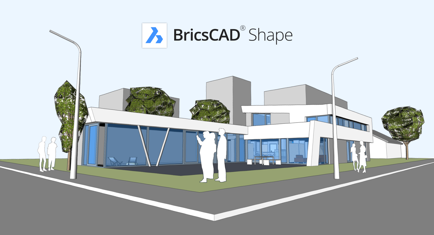 You're going to love BricsCAD Shape!