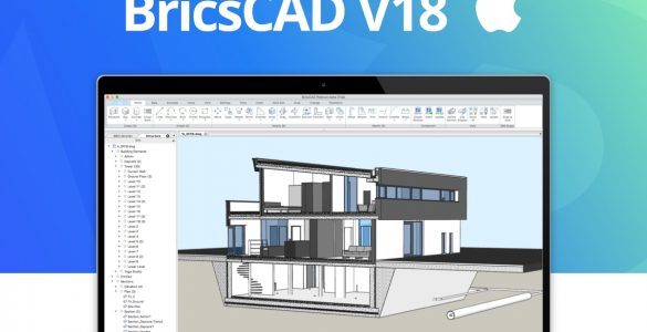 BricsCAD V18 - Mac