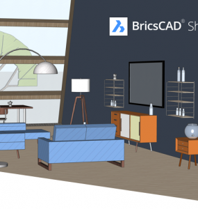 Five Reasons to start Shaping with BricsCAD Shape!