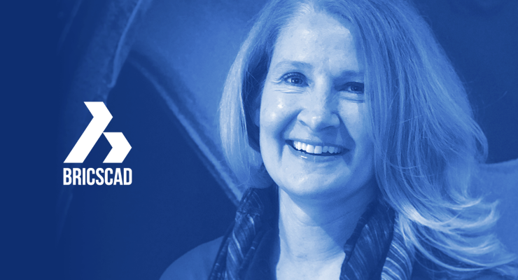Heidi Hewett joins Bricsys! learn bricscad
