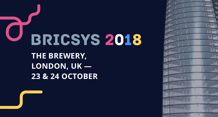 The Future of BIM at Bricsys 2018!