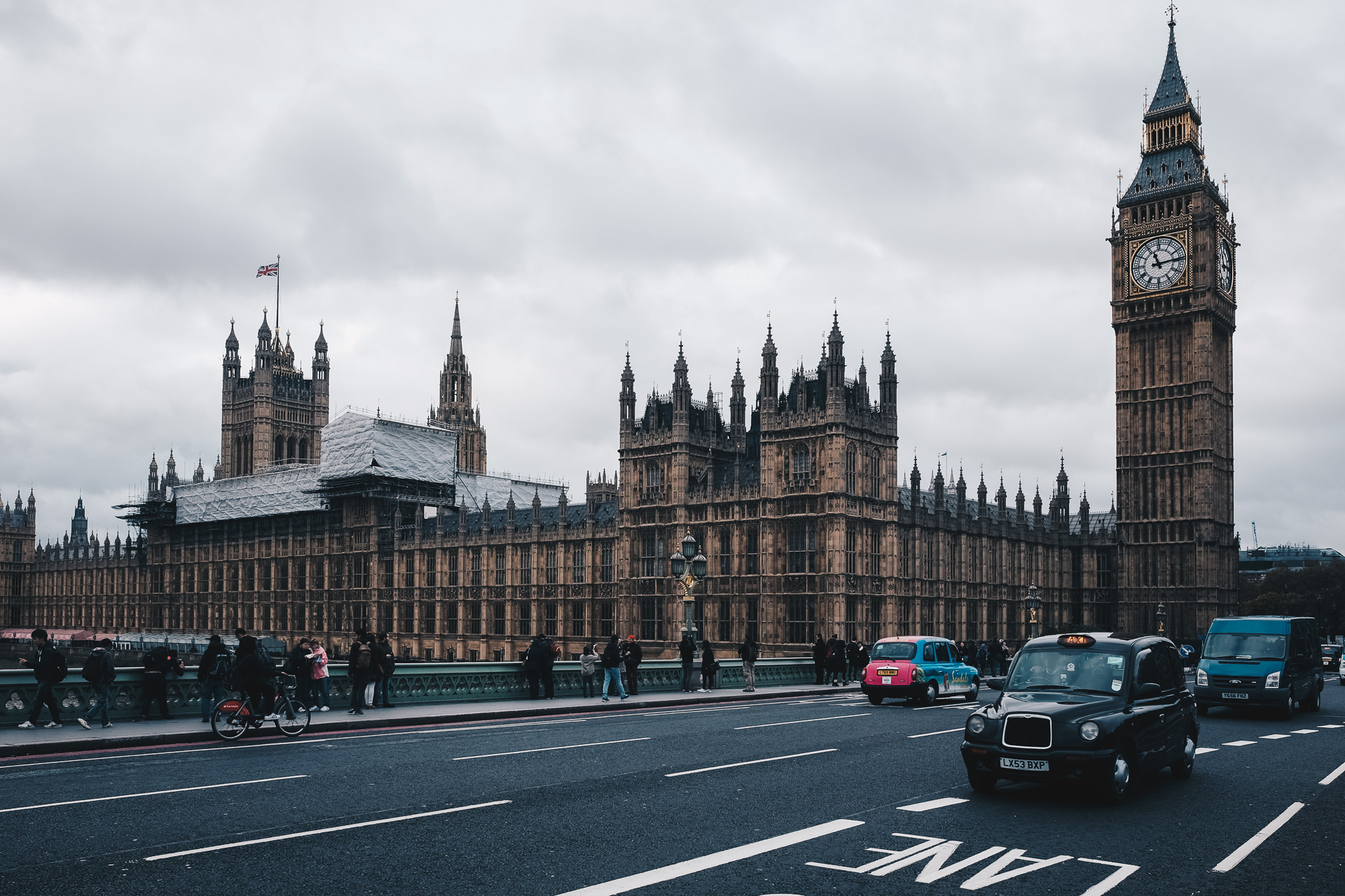 Planning to visit Bricsys 2018? Here is what I did in 48h in London.