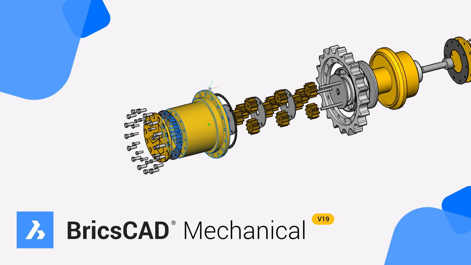 Introducing BricsCAD® Mechanical