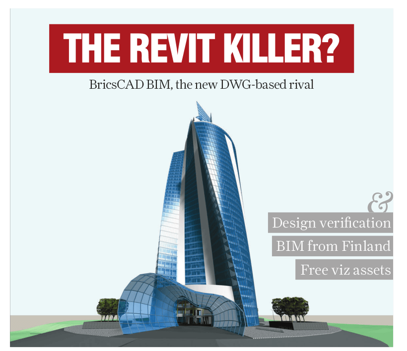 AEC revit killer - Bricsys CAD Blog