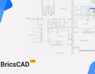 BricsCAD core v19