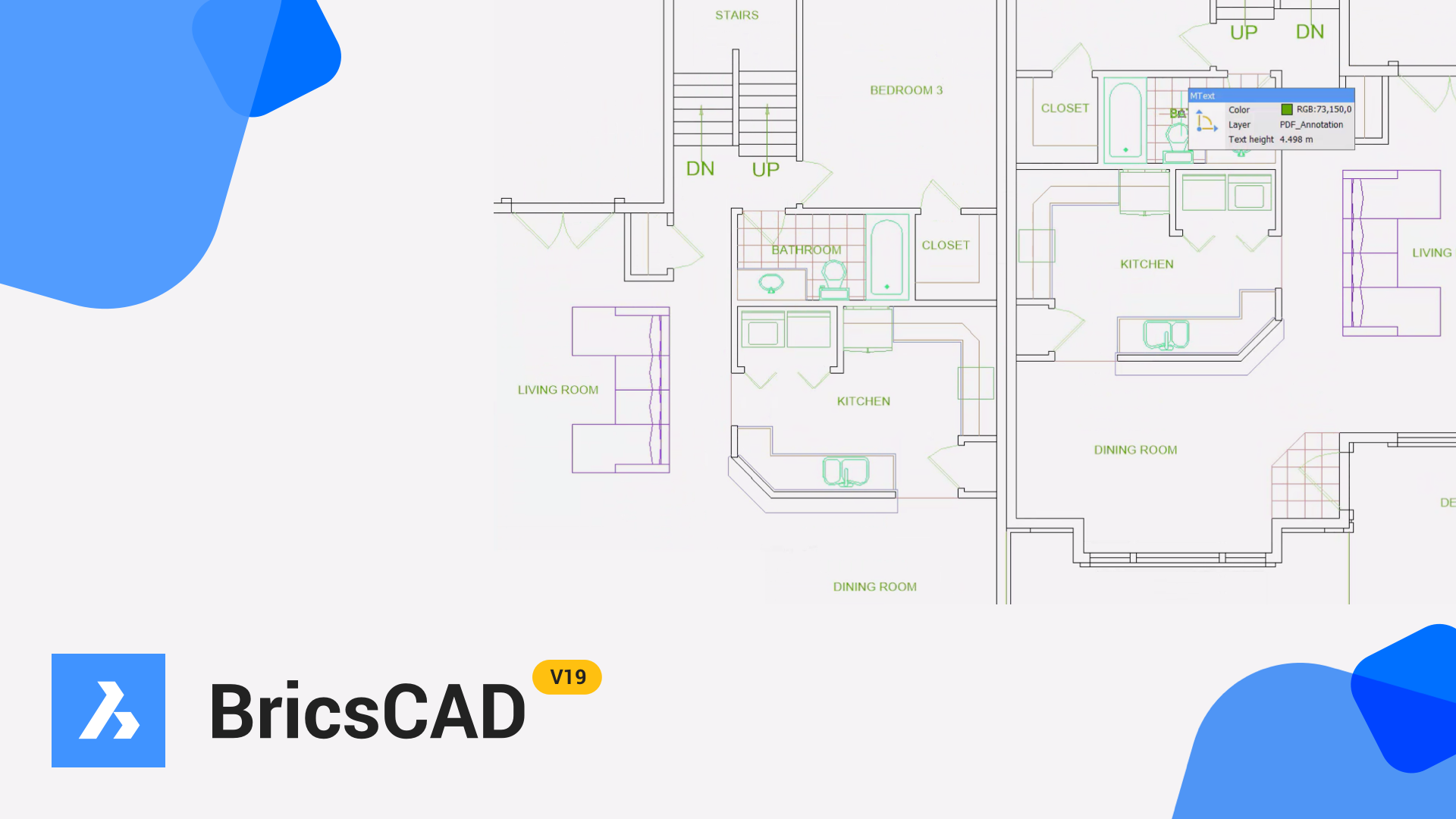 What's New in BricsCAD® V19?