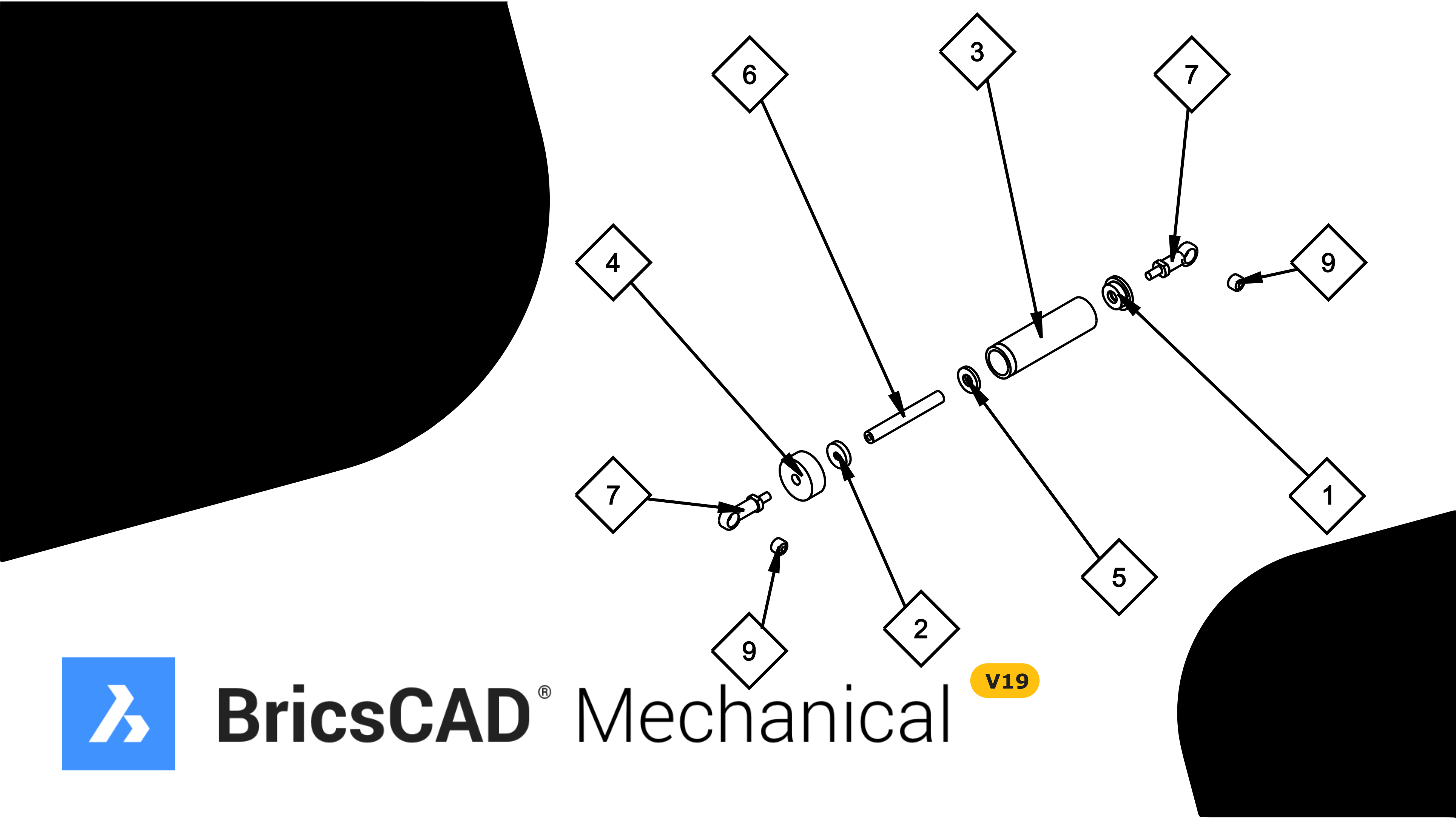 Introducing BricsCAD® Mechanical – 2D Drafting