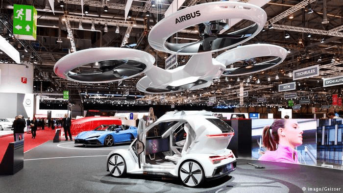 are flying cars coming out soon