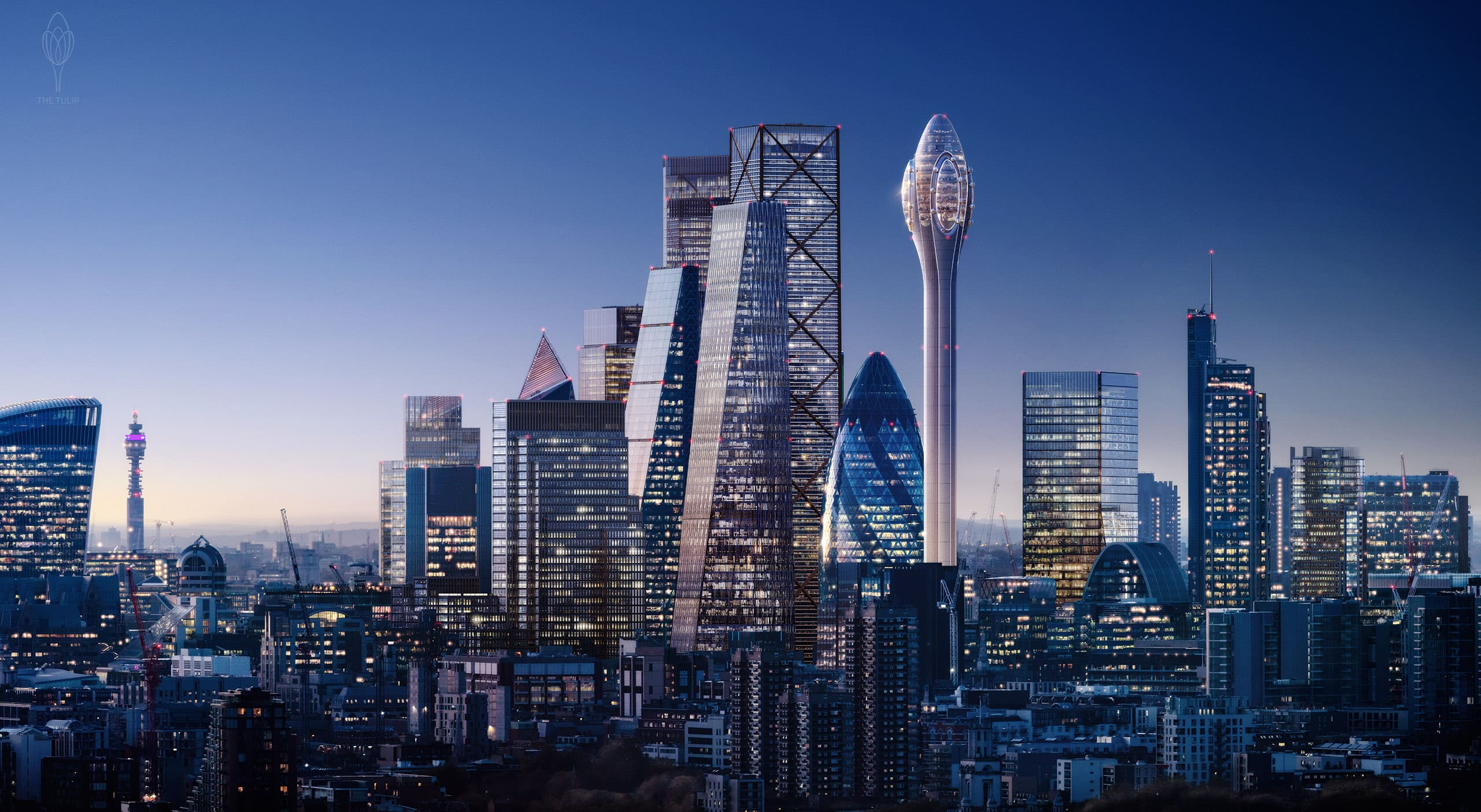The London skyline controversy