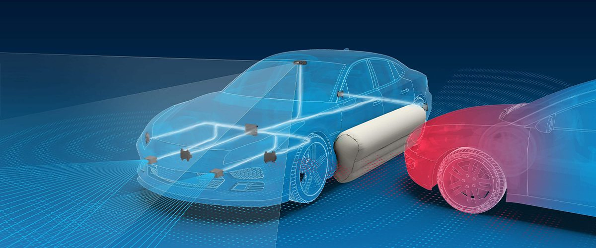 External Airbags for Safer Roads