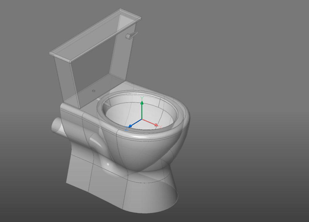toilet drawing cad block