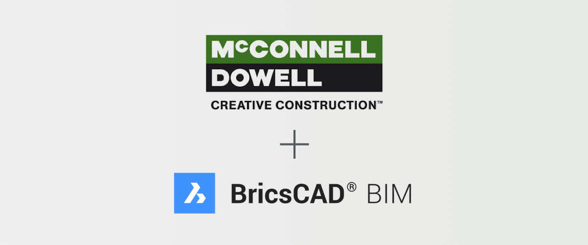 McConnell Dowell Singapore joins Bricsys BIM Alliance Program