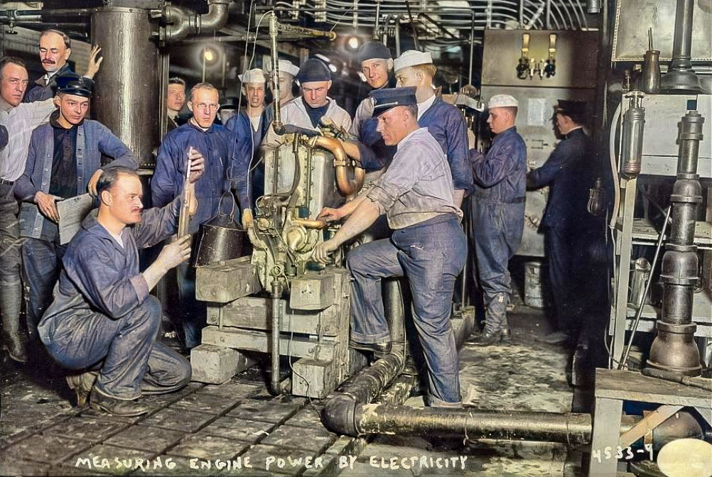 1900s photography in color photos in colour engineering history 1800s