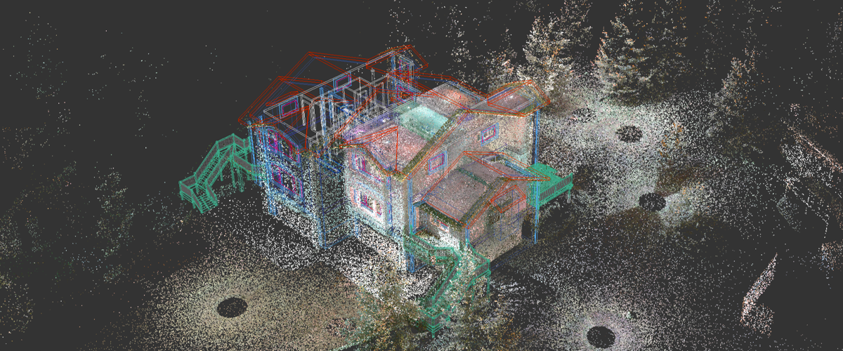 Point Clouds 6 – Scan-to-BIM