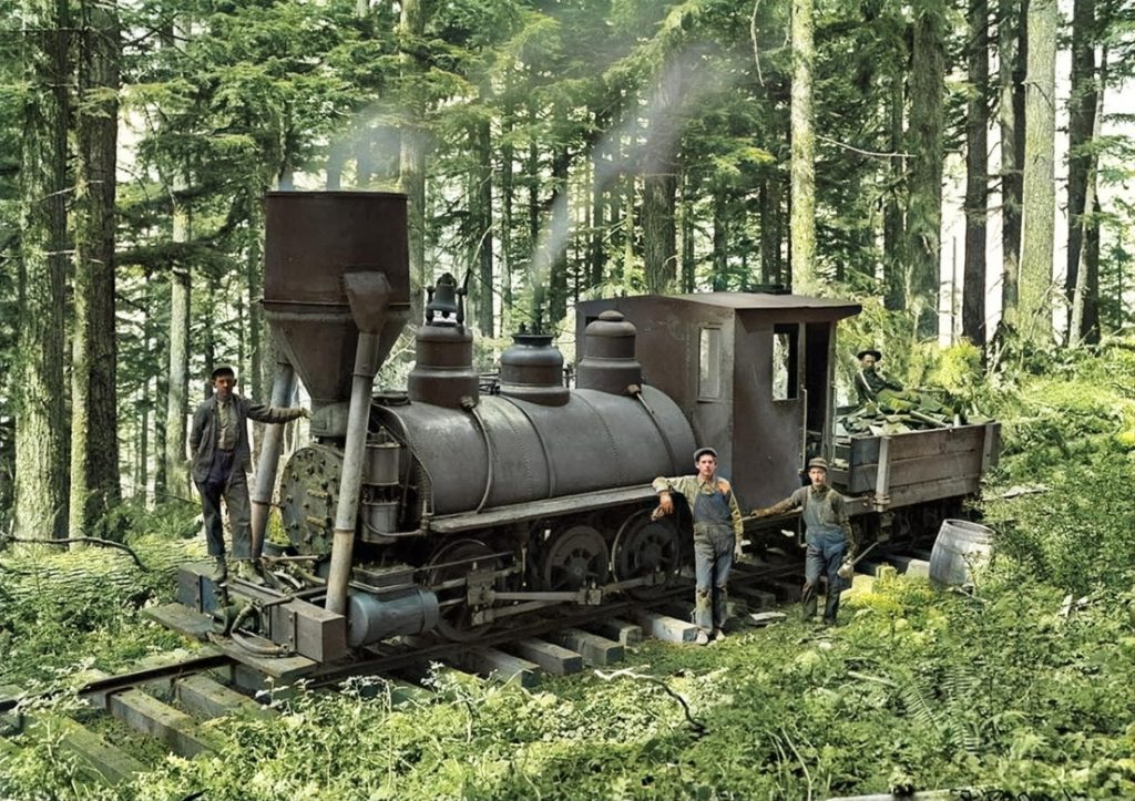 1800s photography in color photos in colour engineering history