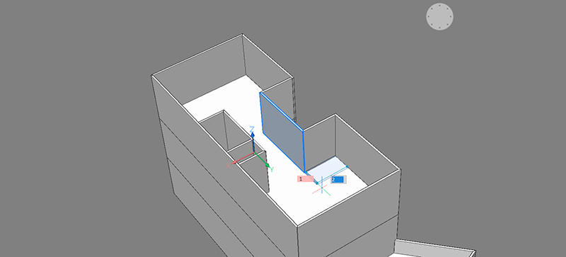 bim project quickdraw create room