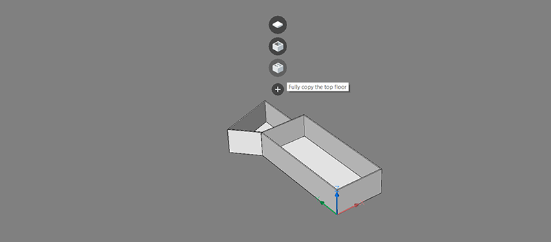 bim project duplicate layout draft quickly 3d