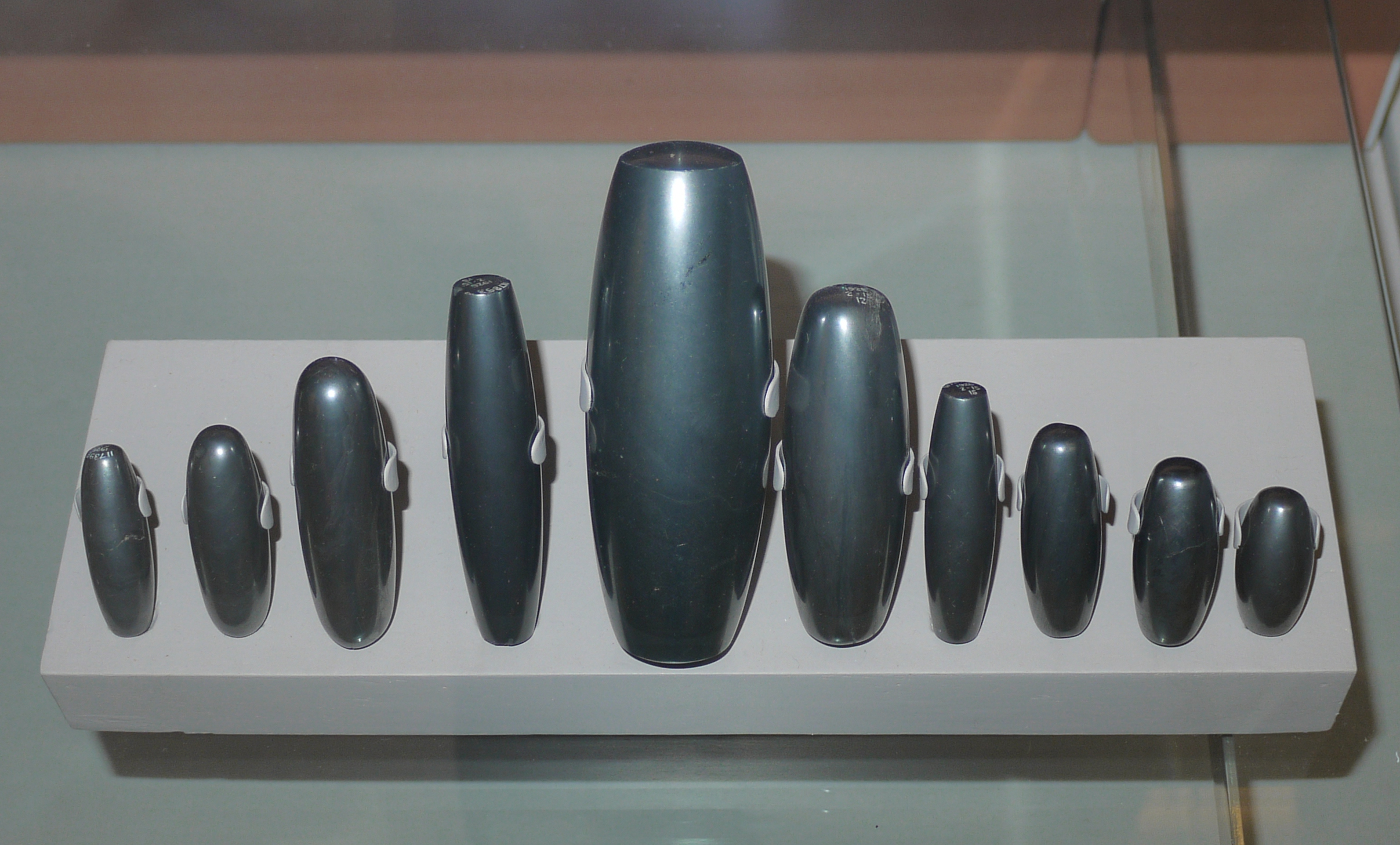 haematite weights
