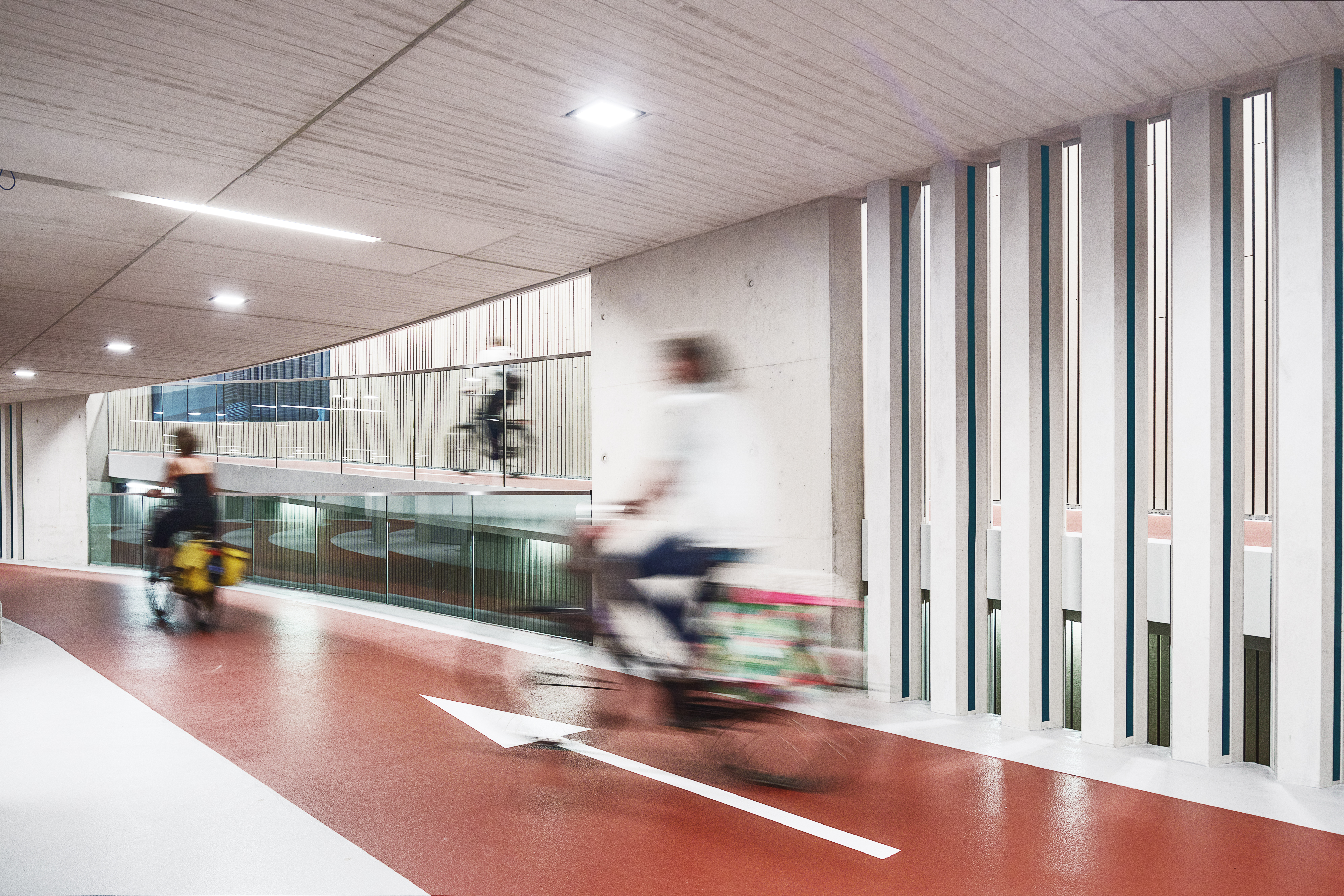 largest cycle park in the world Architecture for cyclists bicycle