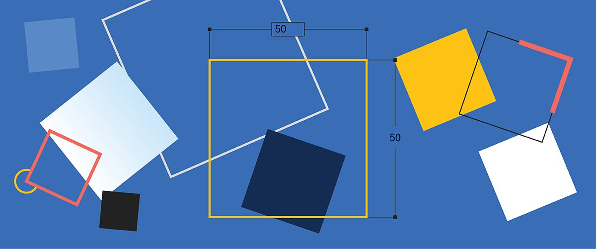 Tuesday Tips 11 – ways to draw a square in BricsCAD