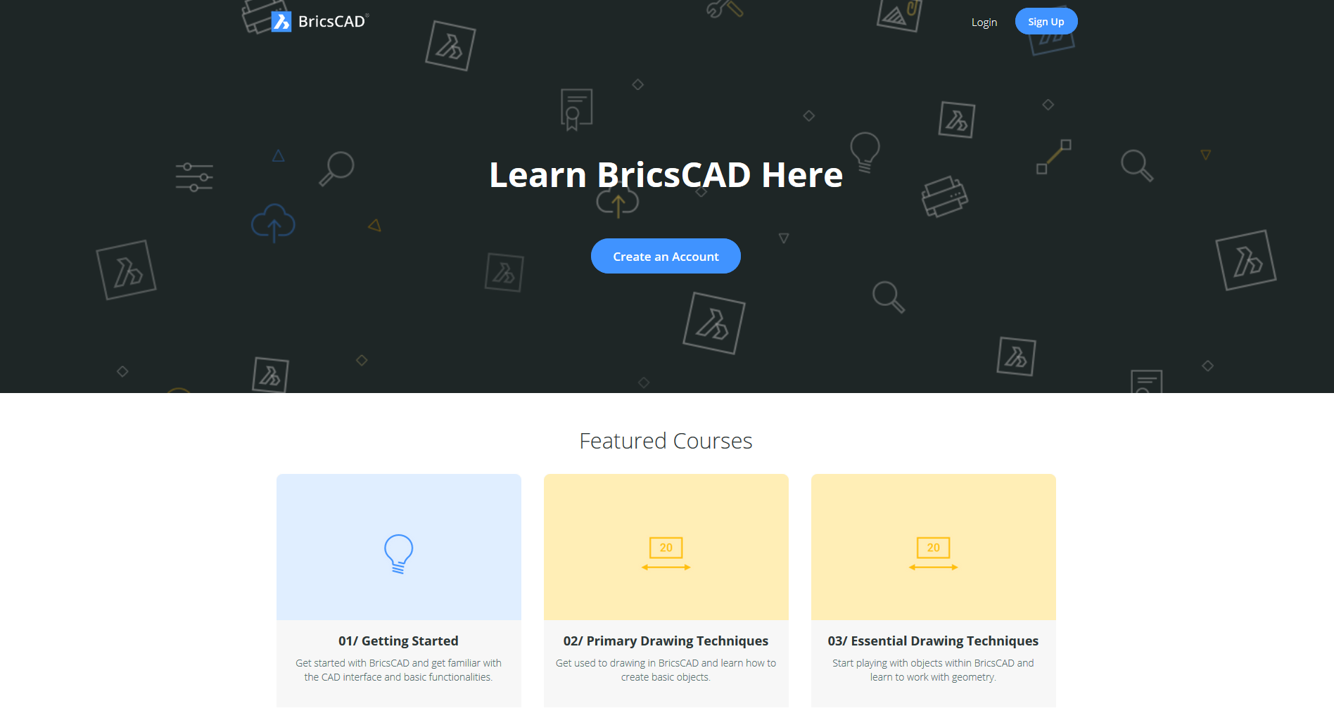 BricsCAD tutorials