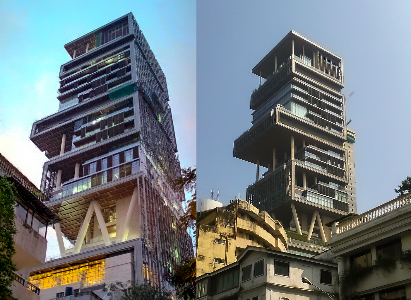 ugly building india
