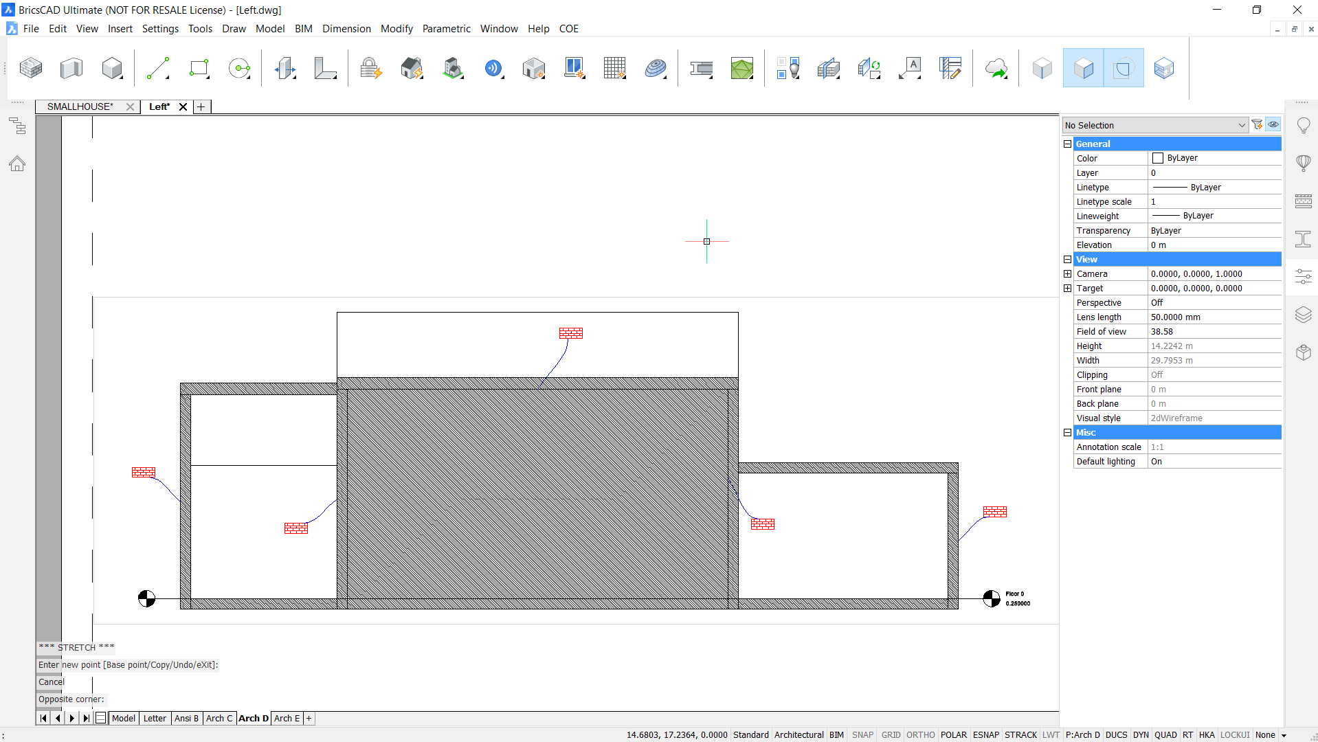 BIMtag walltag add BIM data customize tags