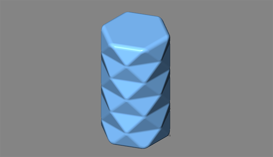 fillet tool on solid models