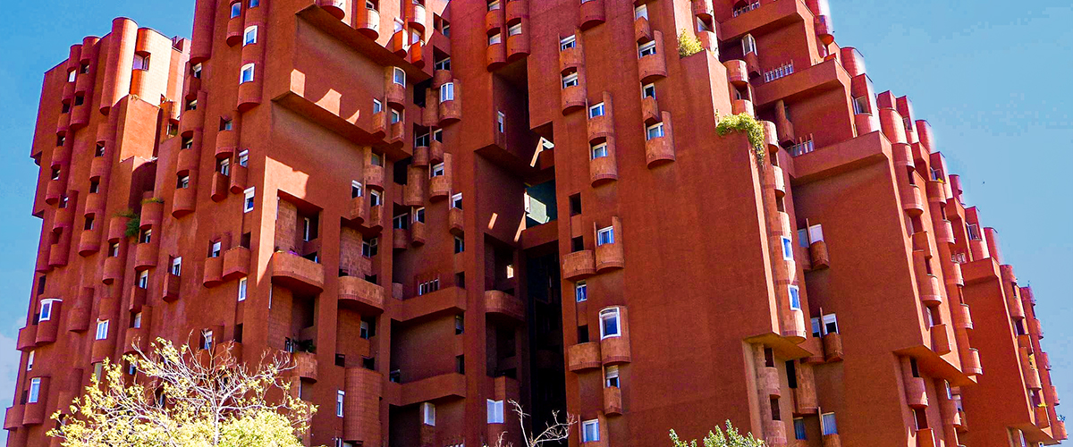 Images: Courtesy of Ricardo Bofill Taller de Arquitectura