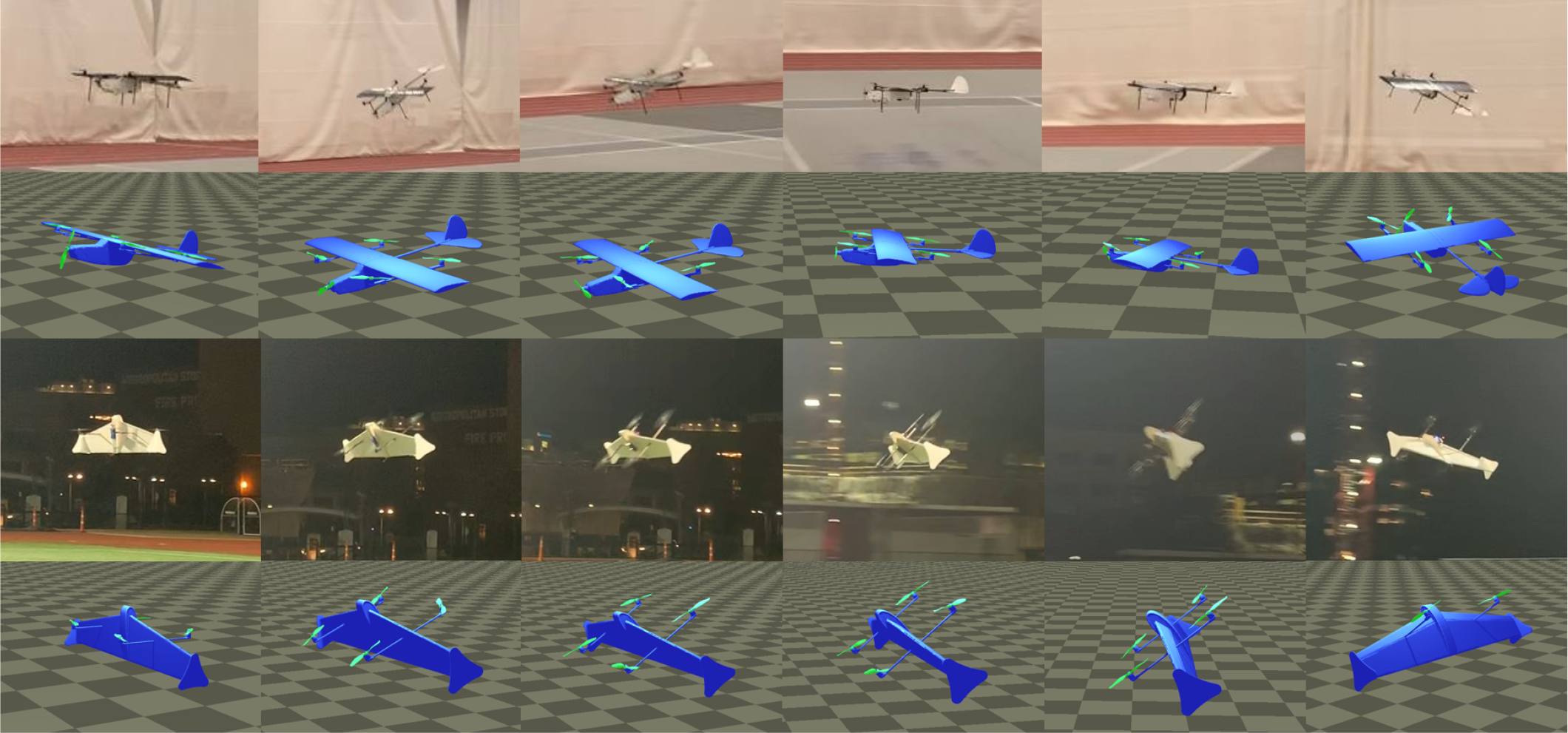design your own drone with computer simulation