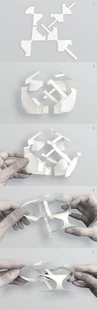 Folding sequence