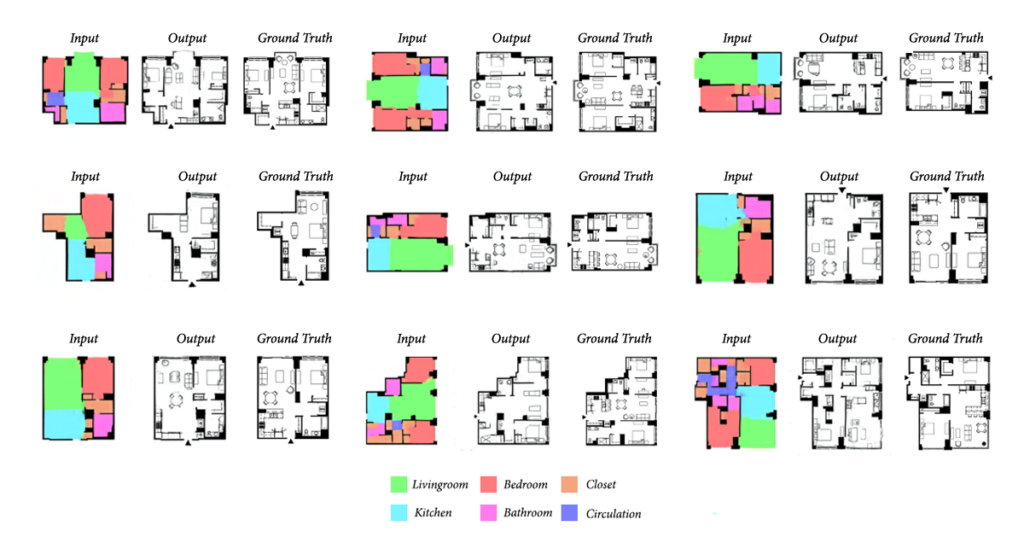 generative design architecture floor plan