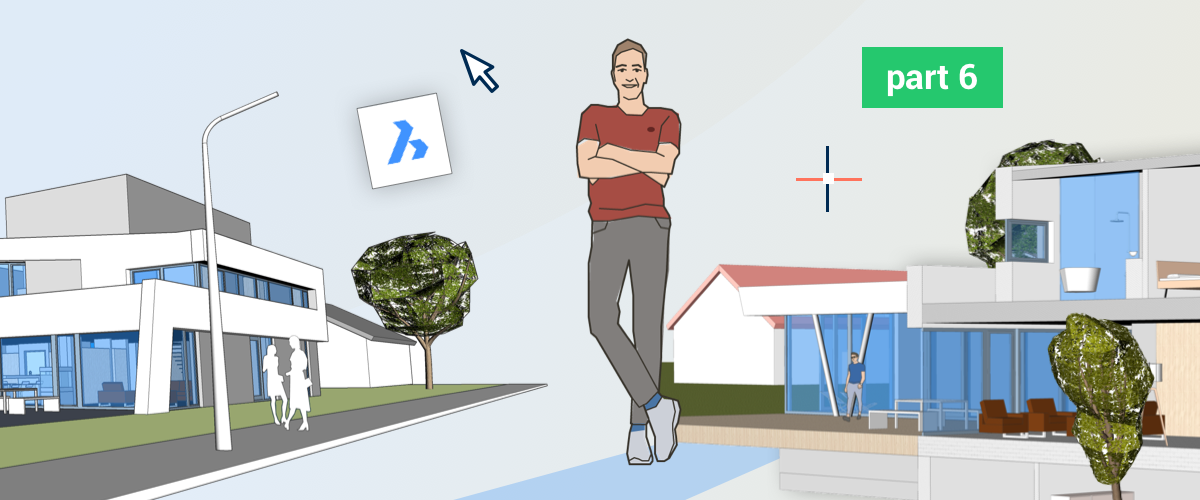 Selecting Objects in BricsCAD Shape -Joachim's Journey – Part 6