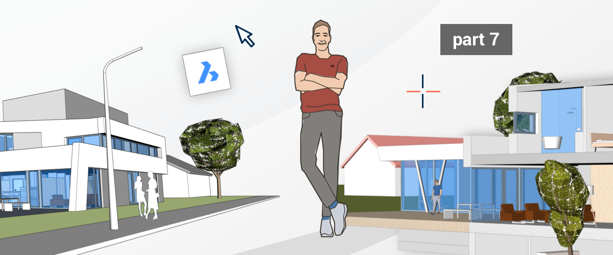 Transform in BricsCAD Shape – Joachim's Journey – Part 7