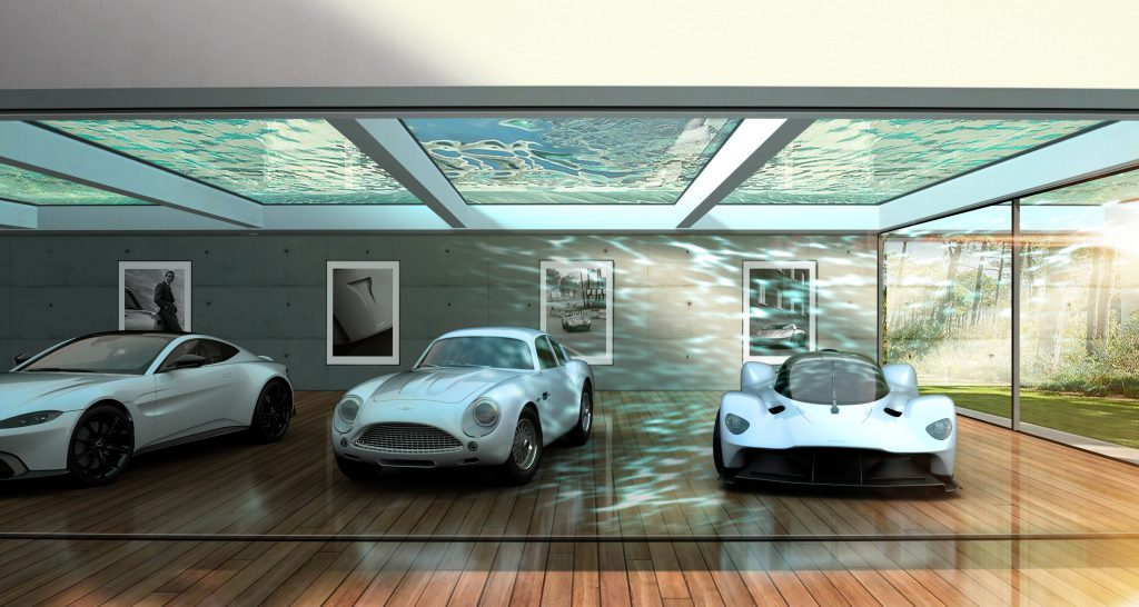 Gar gallery automotive designed buildings and spaces
