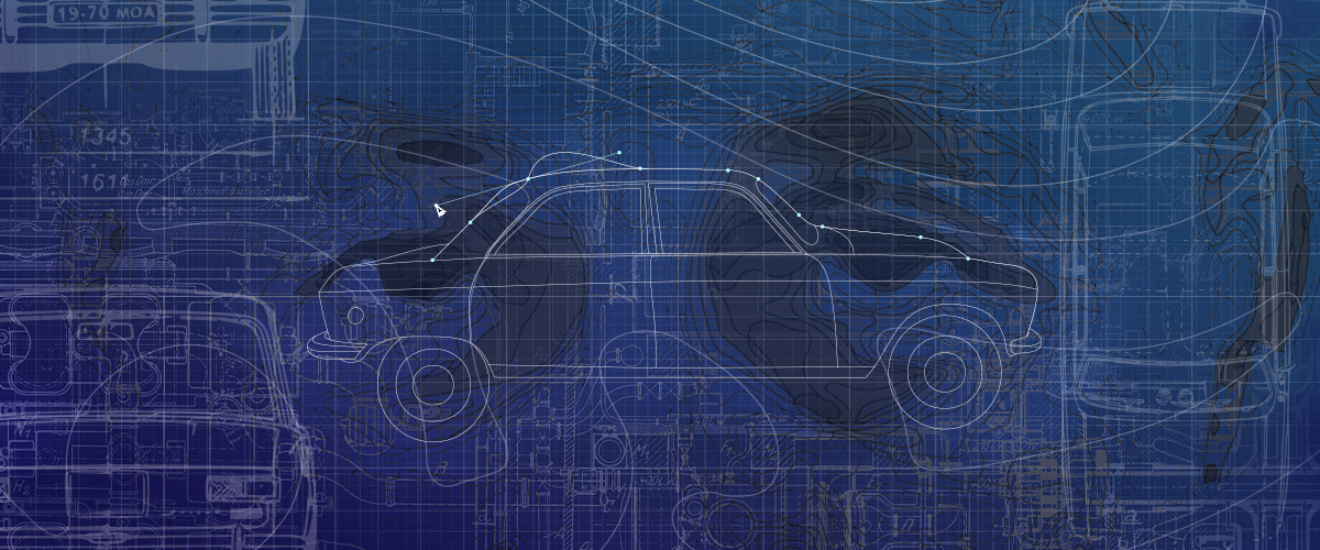 The Bézier curve – How car design influenced CAD