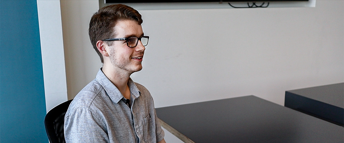 Student Nick Heaney shares his intern experience at Bricsys